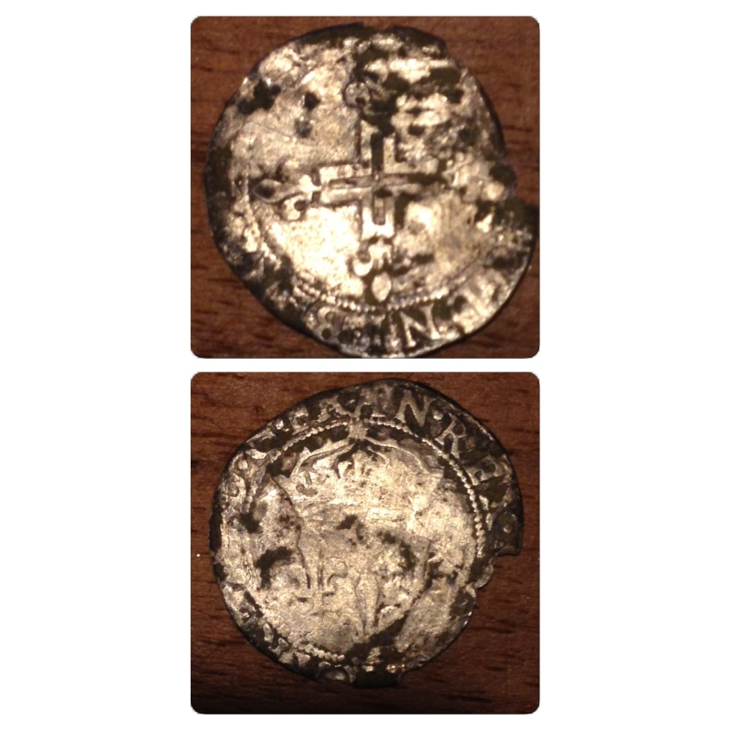 Charles IX - Double sol parisis (vers 1570) Img_4712