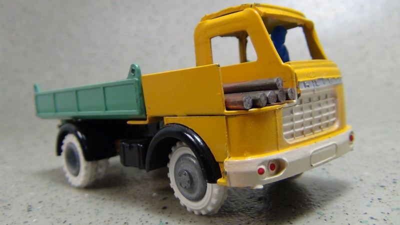 Les camions porte-fer France10