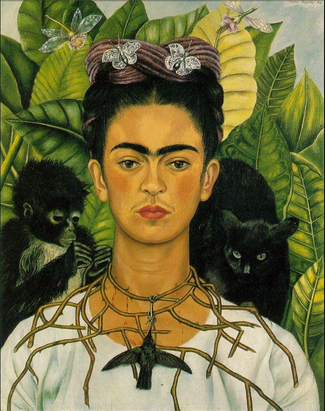 PEINTURE SUD-AMERICAINE Frida-10