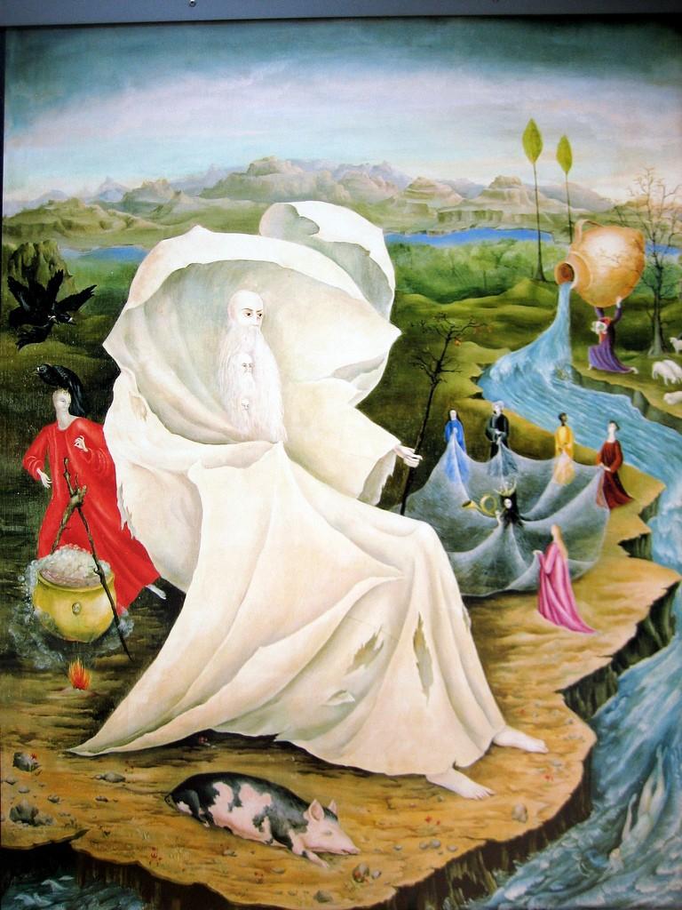 PEINTURE SUD-AMERICAINE Leonor12