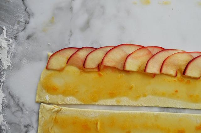 Блюда из слоеного теста 310