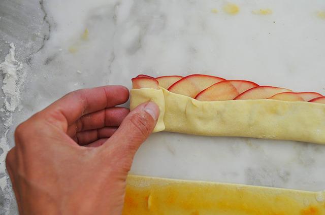 Блюда из слоеного теста 510