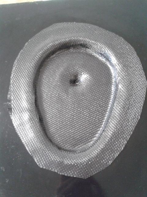 Carbone/Epoxy Pré Imprégné 2015-045