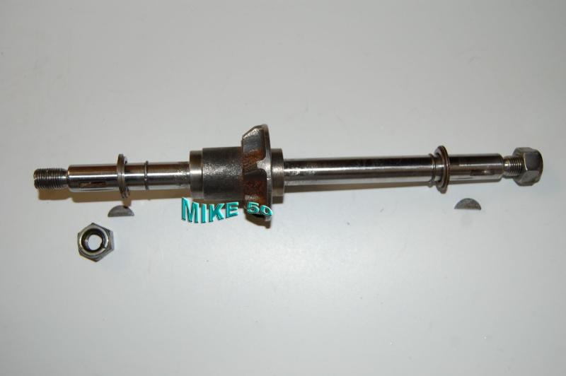 demontage pompe à eau Renova10