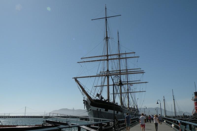 San Francisco Maritime National Historical Park Dscn7617