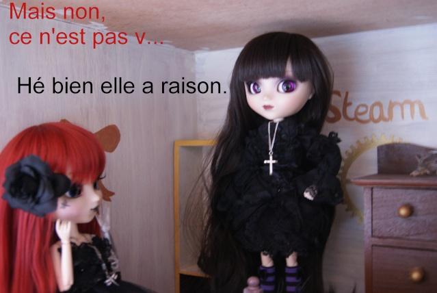 [Tranches de vie] Episode 10 : La nouvelle mascotte ! - Page 3 Dsc04224