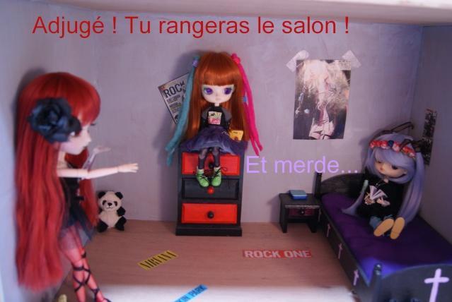 [Tranches de vie] Episode 10 : La nouvelle mascotte ! - Page 3 Dsc04410