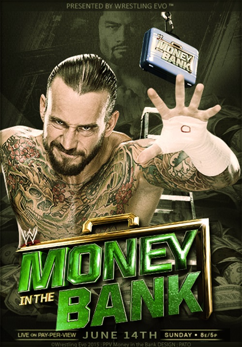 WEVO MONEY IN THE BANK 2015  0210