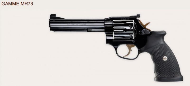 Armes de poing Captur10