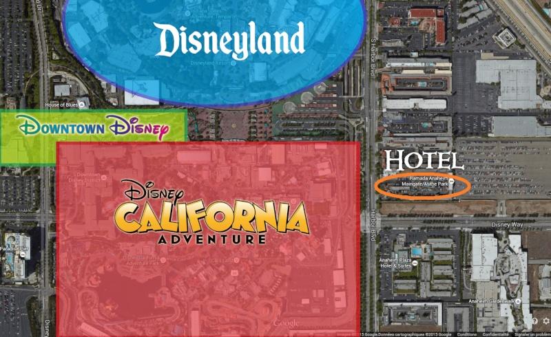 [Disneyland Resort Diamond Celebration] Trip Report 1er au 7 Juin 2015 Hotel_10