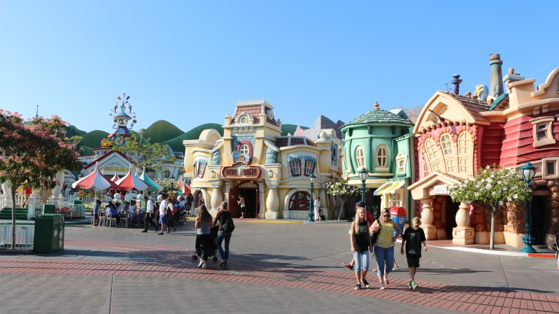 [Disneyland Resort Diamond Celebration] Trip Report 1er au 7 Juin 2015 - Page 3 J3_17110