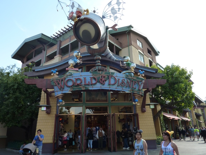[Disneyland Resort Diamond Celebration] Trip Report 1er au 7 Juin 2015 - Page 3 J4_30310