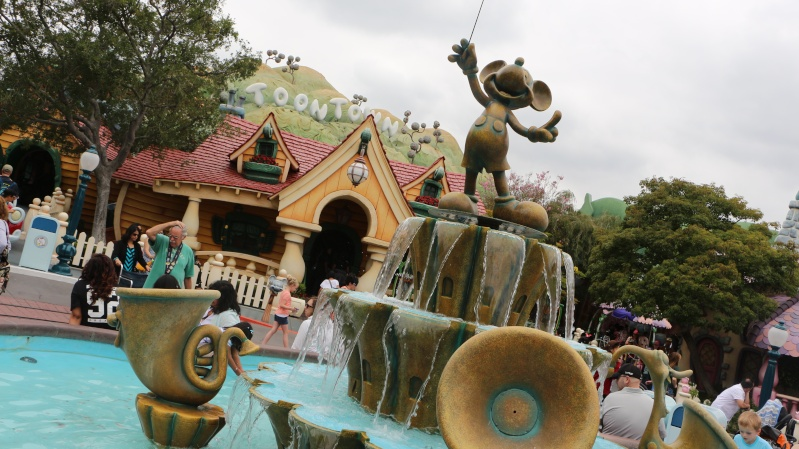 [Disneyland Resort Diamond Celebration] Trip Report 1er au 7 Juin 2015 - Page 3 J6_8310