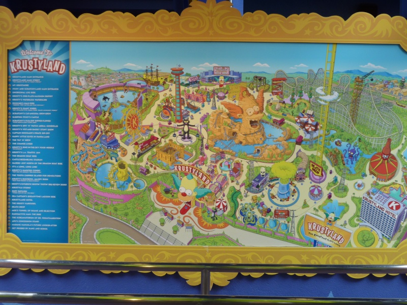 [Disneyland Resort Diamond Celebration] Trip Report 1er au 7 Juin 2015 - Page 3 Univer34