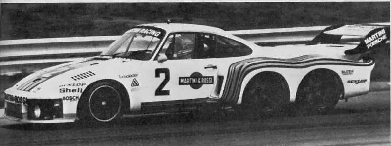 Strange and ugly and mostly unknown racing cars Weird110