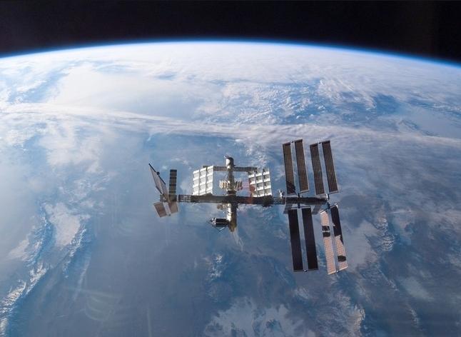 Земля в высоком разрешении (Веб-камеры МКС) Y10