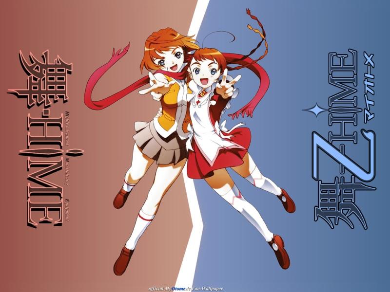 Will Mai HiME continuation/new series focus on Mai vs Arika rivalry Choose11