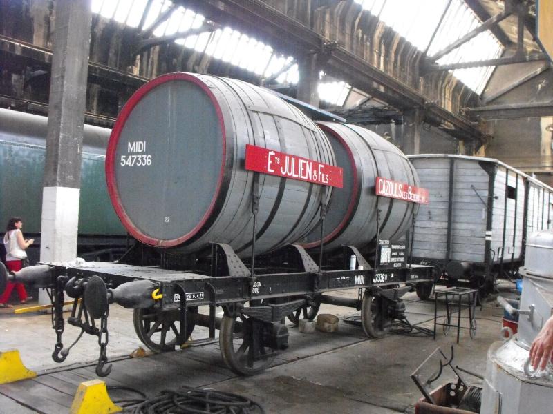 Exposition de matériel au dépôt de Nîmes du 12 au 14 juin 2015 Dscf0012