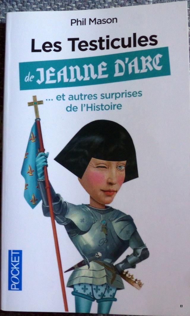 Les testicules de Jeanne d'Arc, par Phil Mason 001-0010