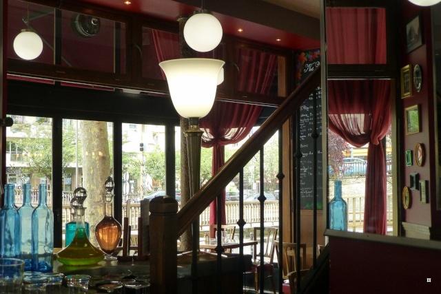 """""""L'enclos du temps"""", bar parisien Enclos10"""
