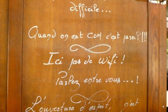 """""""L'enclos du temps"""", bar parisien Enclos11"""