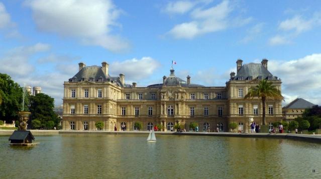 Choses vues dans le jardin du Luxembourg, à Paris - Page 3 Treize19