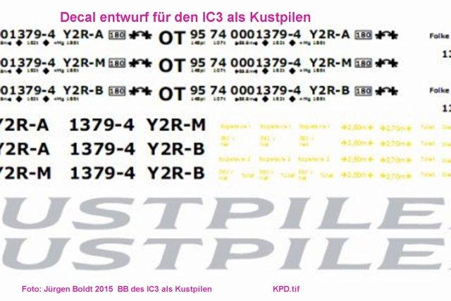 DSB mal was modernes - die Gummischnauze Kpd10
