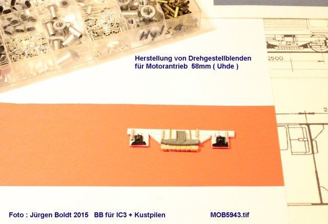 DSB mal was modernes - die Gummischnauze Mob59412