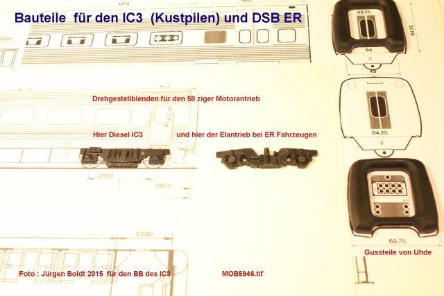 DSB mal was modernes - die Gummischnauze Mob59413