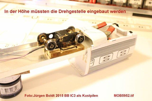 DSB mal was modernes - die Gummischnauze Mob59512