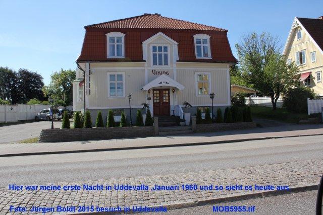 Reise nach Uddevalla Mob59514