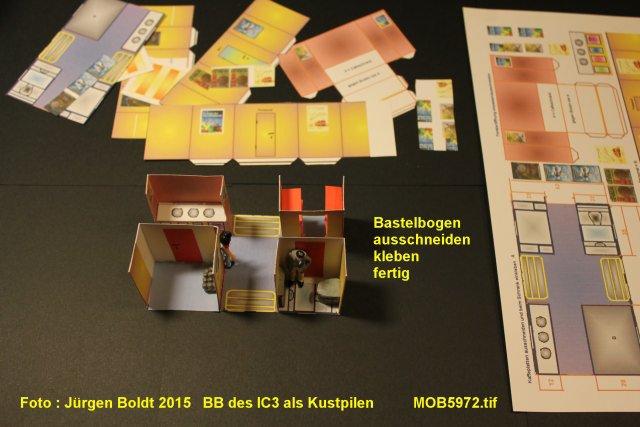 DSB mal was modernes - die Gummischnauze Mob59710