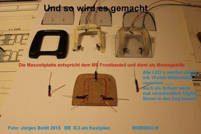 DSB mal was modernes - die Gummischnauze Mob59812