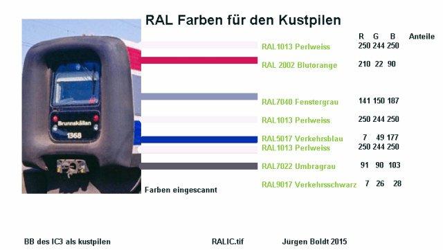 DSB mal was modernes - die Gummischnauze Ralic10