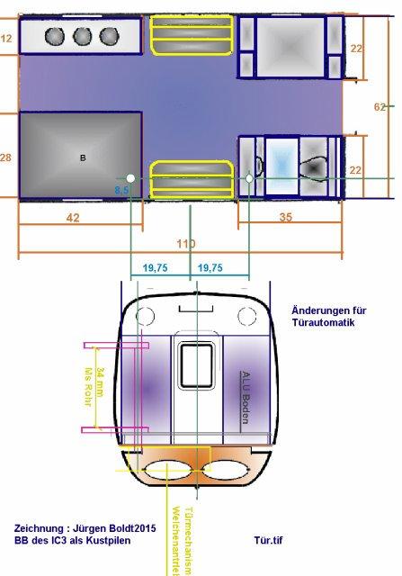 DSB mal was modernes - die Gummischnauze Tyr10