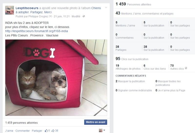 Records de publications facebook Temp30