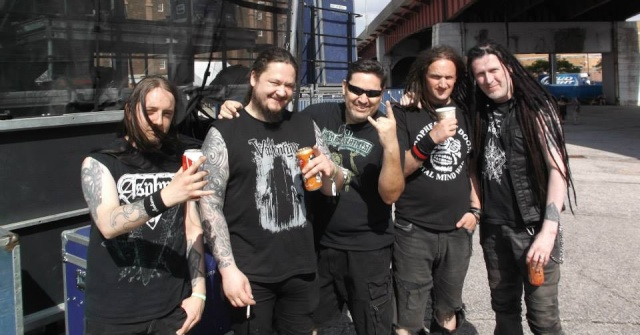 Maryland Deathfest - Baltimore (Maryland) May 22 - 2015 Carlos10