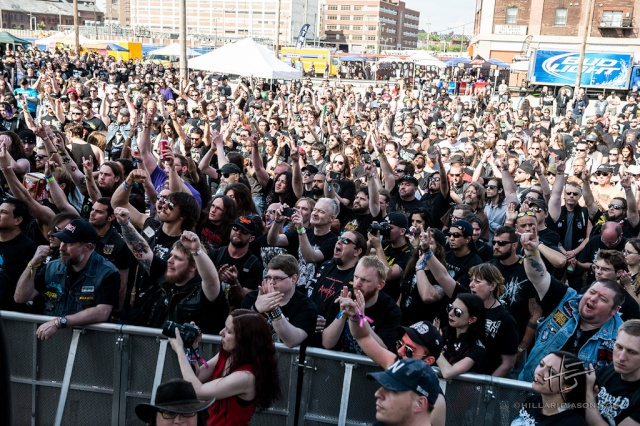 Maryland Deathfest - Baltimore (Maryland) May 22 - 2015 Public10