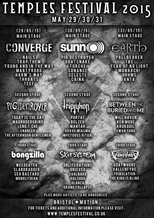 Temples Festival - Bristol (UK) May 31 - 2015 Temple12
