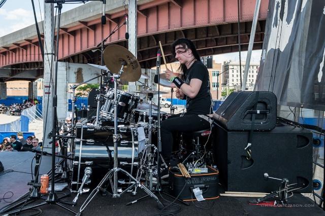 Maryland Deathfest - Baltimore (Maryland) May 22 - 2015 Walt_110
