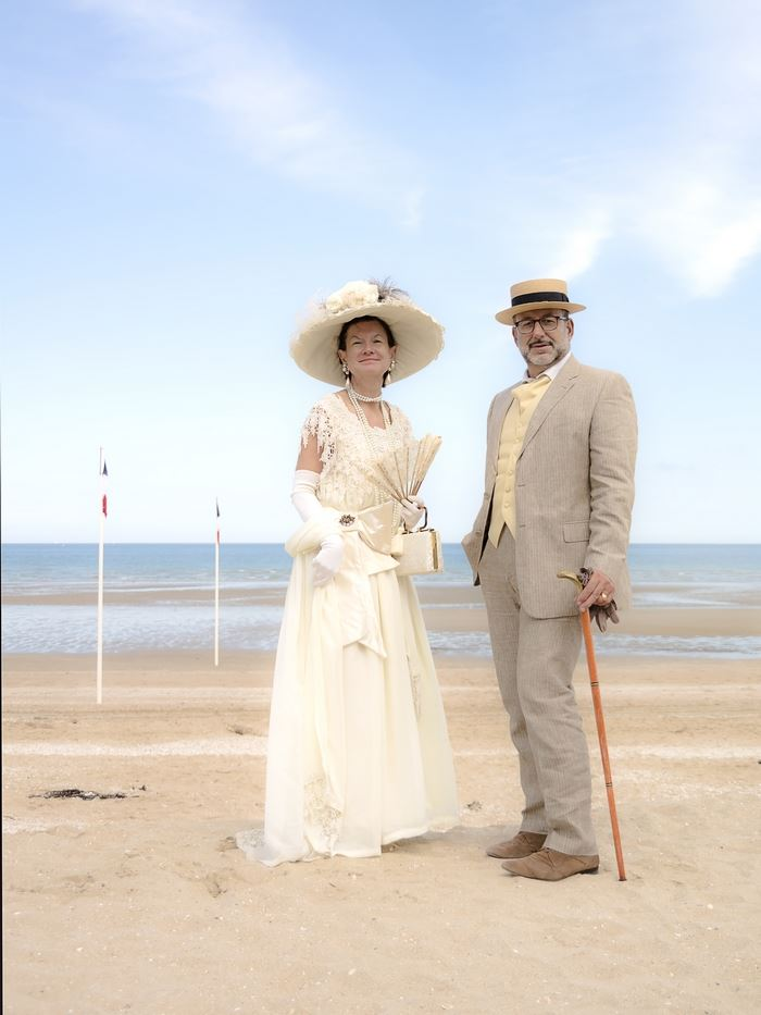 Cabourg à la Belle époque 2015, photos - Page 7 11846410