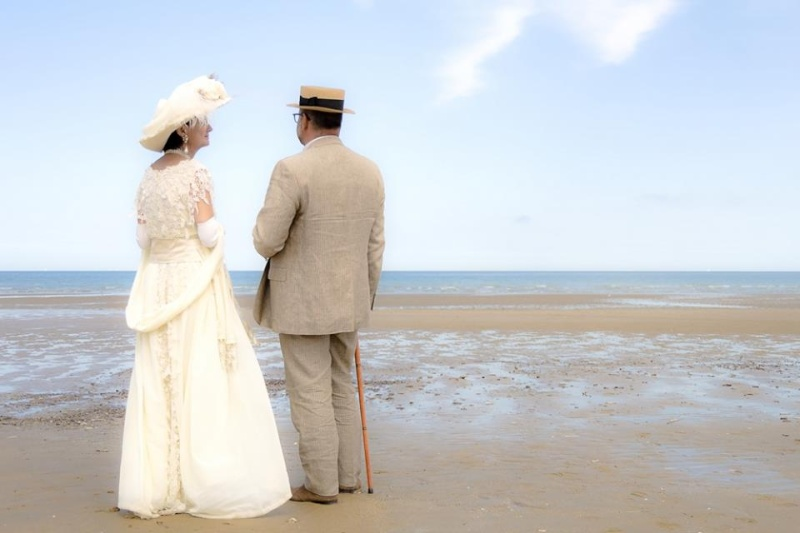 Cabourg à la Belle époque 2015, photos - Page 7 11846610