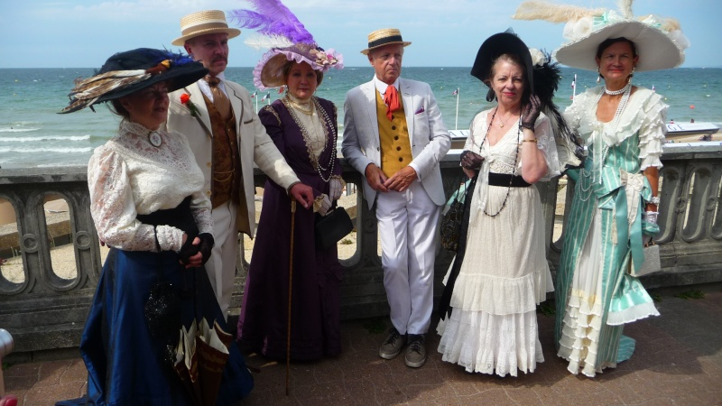 Cabourg à la Belle époque 2015, photos P1220711