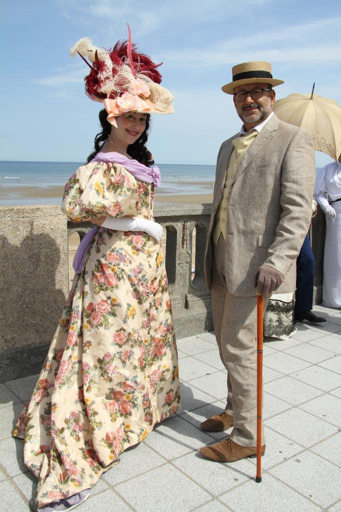 Cabourg à la Belle époque 2015, photos - Page 7 Unname12