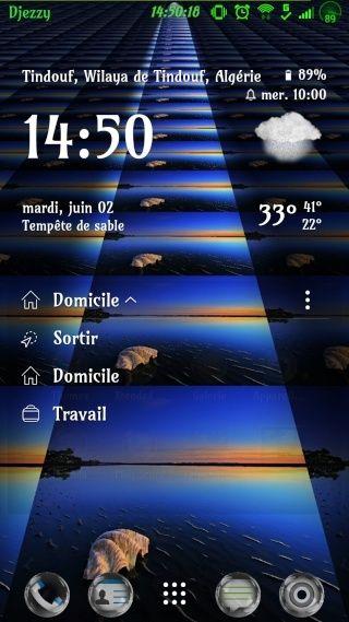 [HTC- HTC SENSE HOME] Discutez - Partagez vos créations - Page 4 Screen11