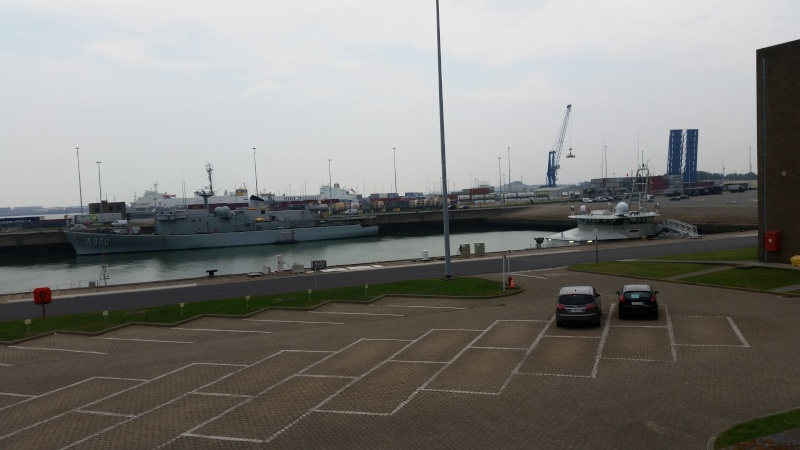 Le Camp ORKA 2015 à Zeebruge. 20150810
