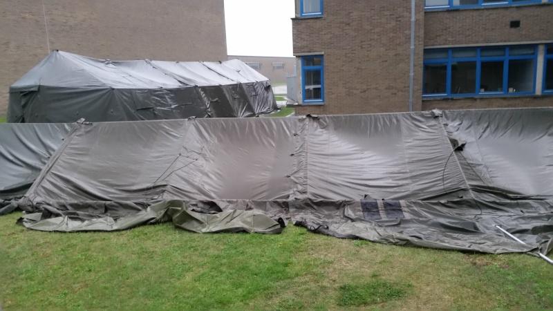 Le Camp ORKA 2015 à Zeebruge. 20150811