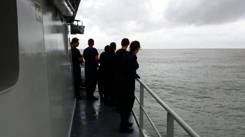 Le Camp ORKA 2015 à Zeebruge. 20150828