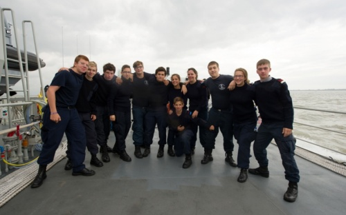 Le Camp ORKA 2015 à Zeebruge. Polux-10
