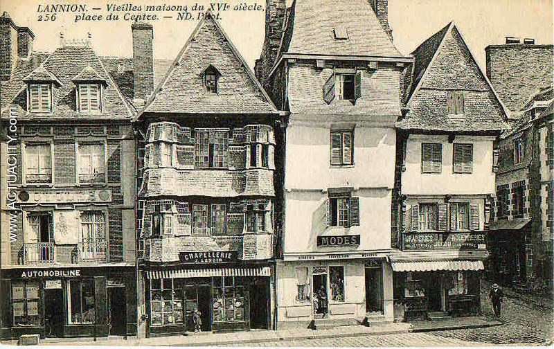 Villes et villages en cartes postales anciennes .. - Page 42 490610